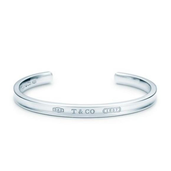 5f53e47fc Jewelry   Tiffany 1837 Cuff Tiffany Co On Sale   Poshmark